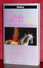 Tanith Lee - Le Dit de la Terre Plate Vol.1 : Le Maître des ténèbres / Pocket