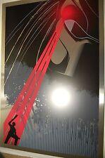 Predator Craig Drake Metal Print Movie Poster Variant