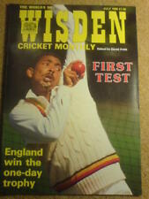 WISDEN - ENGLAND WIN - July 1989 Vol 11 # 2