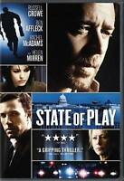 State of Play (DVD, 2009) - Audio : English/French - Box in French