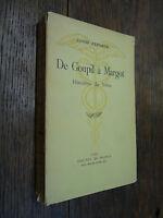 De Goupil à Margot  Louis Pergaud  Histoires de bêtes