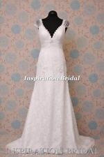 UK 1560 Robe de mariée Robes années 1920 1930 art deco gatsby style vintage