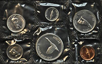 1967 Canada Silver Commemorative RCM Coin Mint Set