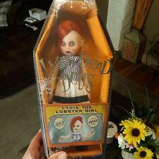 Living Dead Doll Series 30 Freakshow Lydia Lobster Girl Mezco Mip