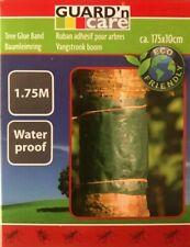 Leimring 1,75m (1m/3,99€) Baumleimring Ameisen Raupen Zier Obst Bäume mit Draht