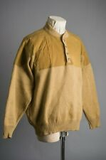 Vtg C.C. Filson Co. Pullover Hunting Shooting Sweat 00006000 ers Size L 100% Wool