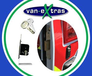 Locks4Vans Deadlock for a Vauxhall Vivaro/Renault Trafic 2001-2014 - T Series