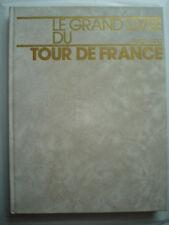 CYCLISME LE GRAND LIVRE DU TOUR DE FRANCE Serge Lang