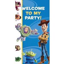 TV & Celebrities Plastic Party Banners