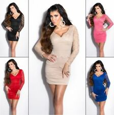 Unbranded Mini Tiered Dresses for Women