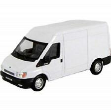 OXFORD DIECAST CR015  1:43 O SCALE  White Ford Transit Van
