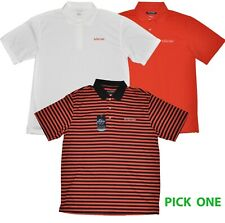 NCAA Buffalo State College Bengals New York Men's Short Sleeve Golf Polo Shirt