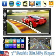 7inch Inch Car Stereo Radio HD Mp5 Player Touch Screen Bluetooth Radio 2Din
