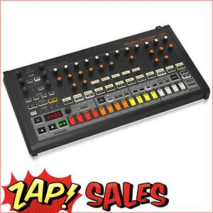 Behringer RD-8 Classic Analog Drum Machine, 16 Drum Sounds, 64 Step Sequencer