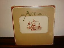 "ACE FIVE-A-SIDE LP (1974) ANCHOR ANCL-2001 SEALED 12"" PAUL CARRACK 33 RPM ROCK"