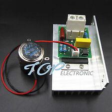 10000W Ac 220V Scr Voltage Regulator Motor Speed Controller Thermostat Dimmer