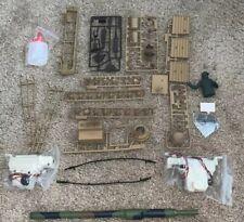 Heng Long M1A2 Turret + Hull Parts 2 Shooting Units Leopard 2A6 Barrel Smoke Oil