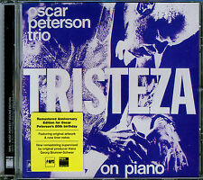 OSCAR PETERSON  tristeza on piano / Most Perfect Sound Edition MPS
