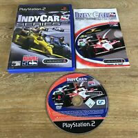 INDYCAR SERIES 2005 SONY PLAYSTATION 2 PS2 GAME WITH MANUAL OFFICIAL UK PAL VGC