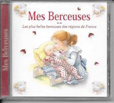 CD COMPIL 14 TITRES--LES PLUS BELLES BERCEUSES DES REGIONS DE FRANCE