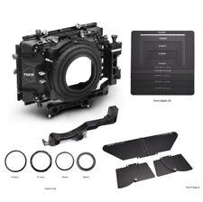 Tilta MB-T04 4*5.65 Carbon Fiber Matte box 15mm/19mm For SONY F5/F55 RED DSMC2