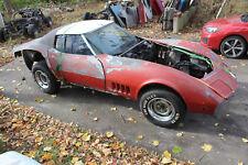 1969 Chevrolet Corvette Stingray Project