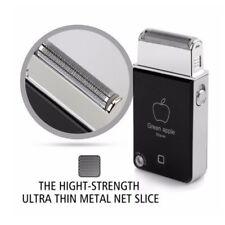 Travel Electric Shaver USB Rechargeable Razor Men Foil SLIM Portable Shaving