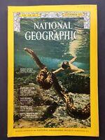 National Geographic September 1971 Mzima Captain Cook Missouri River Brazil