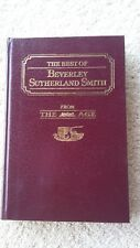 The Best of Beverley Sutherland Smith From the Age-HC 1982 1st Edition-LIKE NEW