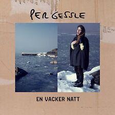 CD Per Gessle (Roxette) - En Vacker Natt, 2017, NEU NEW