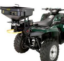 Moose Salt Shaker Fertiliser Spreader for Quad ATV UTV Side by Vehicle