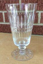"TIFFIN GLASS    ""SURREY""   ICE TEA GLASS   17395"