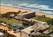 ISRAEL postcard ~ 1970 The DOLPHIN HOUSE Shavei Zone Aerial Viel Luftaufnahme AK