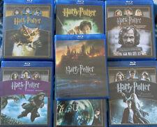 Harry Potter Collezione Completa Blu Ray Ita