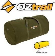 OZTRAIL DOUBLE SWAG BAG CANVAS CARRY BAG BPC-SWAGD-D DUFFLE