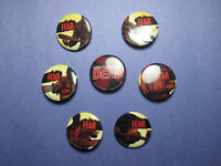 The Walking Dead-Promotional Button Set (7pcs) 2012 Something to Fear Negan