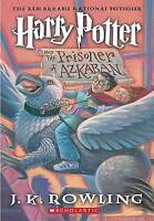 US Ed Harry Potter and the Prisoner of Azkaban by J.K. Rowling Hardcover