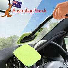 Windshield Windscreen Wonder Wiper Car Glass Window Cleaner with Microfiber Pads