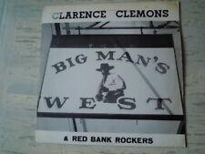 Clarence Clemons - BIG MAN'S WEST (Lp) Rare live at Chestnut Cabaret 28/01/1982