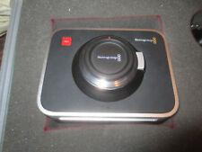 Blackmagic Design Cinema Camera Camcorder 2.5k EF Mount kit/case and many more t