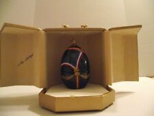 Theo Faberge Friendship Egg Limited Production Number 57 of 250 signed