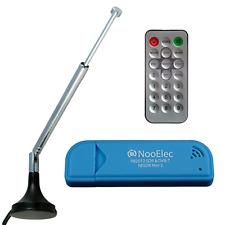 NooElec NESDR Mini 2: RTL-SDR & DVB-T USB Receiver, RTL2832U & R820T2 Tuner UK
