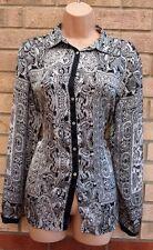 Zara Silk Plus Size Tops & Shirts for Women