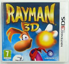 Rayman 3D - NIntendo 3DS - PAL FR