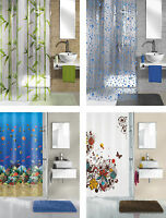 Kleine Wolke Quality Waterproof Shower Curtain made from Ecological PEVA