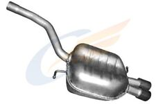 VW PASSAT / CC 2.0 TDI Saloon Estate Coupe 2007-2010 Exhaust Rear Silencer