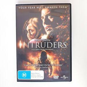 The Intruders Movie DVD Region 4 AUS Free Postage - Horror