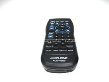 RUE-4203 ALPINE Remote Control For IVA-D105 IVA-D511