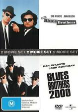 The Blues Brothers / Blues Brothers 2000  - DVD - NEW Region 4