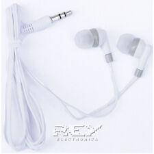 AURICULARES Blancos para SAMSUNG Auricular Earphones ¡Desde ESPAÑA! i48
